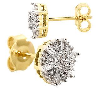 Ohrstecker 50 Diamanten