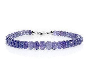 Armband Lavendel Tansanit