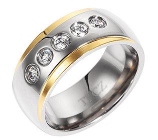 Ring 5 Steine