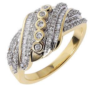Ring 123 Diamanten