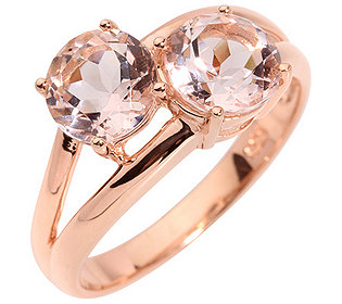 Ring 2 Morganite