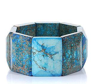 Armband Jaspis