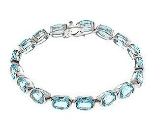 Armband 17 Topase