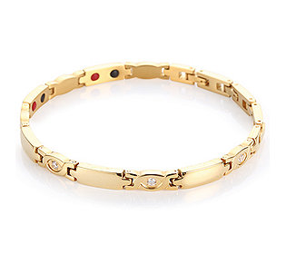 Armband 6 Kristalle