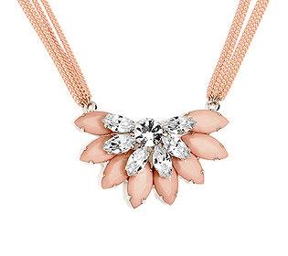 Collier 15 Kristalle