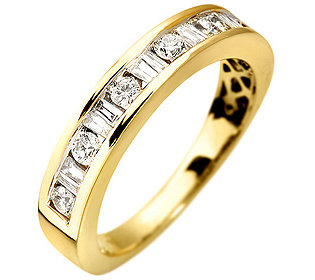 Ring Diamanten Gold