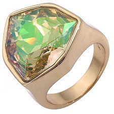 AURORA Swarovski Kristall Ring Designschmuck