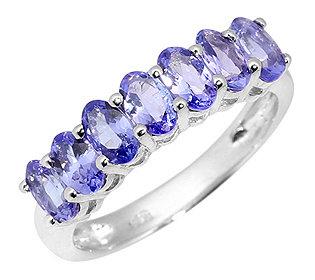 Ring Lavendel Tansanit