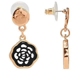 Ohrhänger Rosendesign