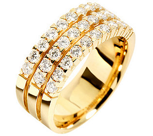 Ring Brillanten Gold