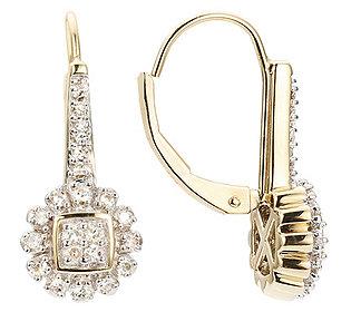 Ohrhänger 44 Diamanten