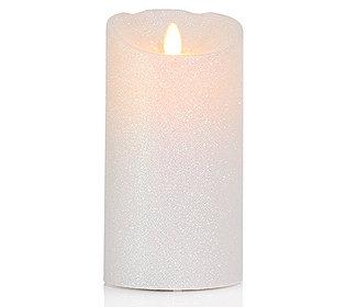 Glitzer-Kerze flammenlos