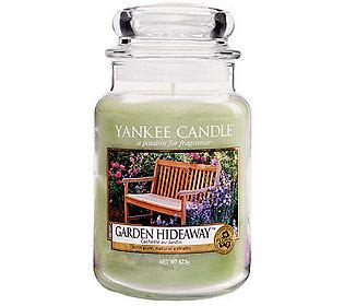 Duftkerze Garden Hideaway