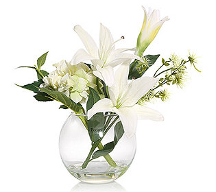 Kunstblumen 39 cm