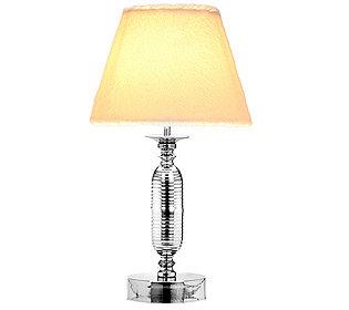 Tischlampe Fellschirm