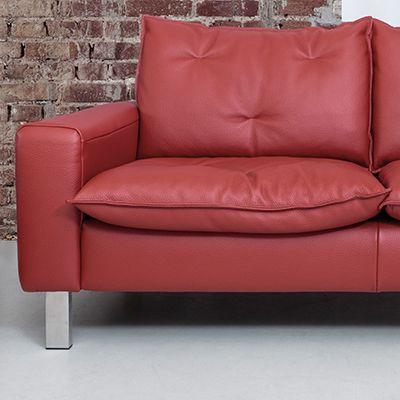 Marquardt Polstermöbel marquardt 2 sitzer sofa amaro verschiedene ausführungen qvc de