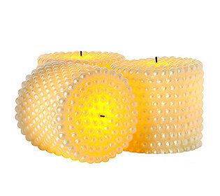 Flammenlose Kerzen Perlen