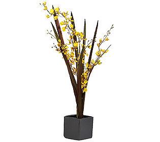 Orchidee Kunstblume