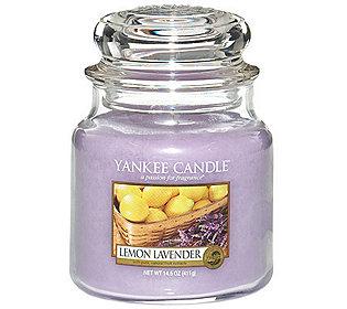 "Kerze ""Lemon Lavender"""