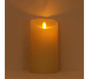 Kerze flammenlos