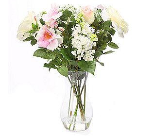 Blumenstrauß Kunstblumen