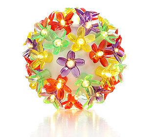 Blütenkugel 50 LEDs