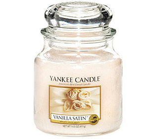 "Kerze ""Vanilla Satin"""