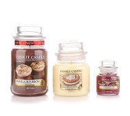YANKEE CANDLE Duftkerzen-Set Sweet Treats 3 Größen 104-623g