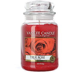 Duftkerze True Rose