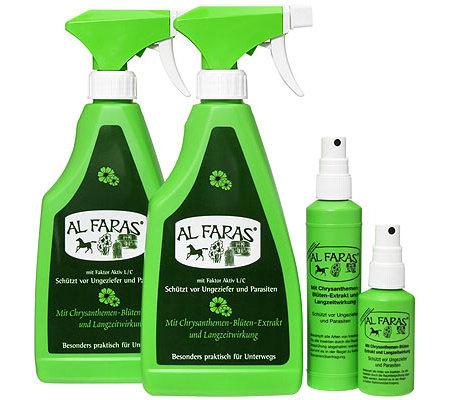 aqua clean al faras insektenschutz mit langzeitwirkung set 4tlg. Black Bedroom Furniture Sets. Home Design Ideas