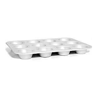 Muffinform aus Aluminium