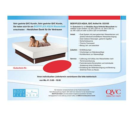 bodyflex aqua wasserbett mit flexibler wellenberuhigung 2 unabh heizungen. Black Bedroom Furniture Sets. Home Design Ideas