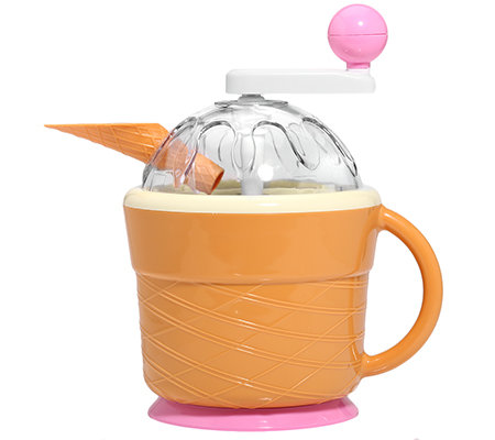 BONDIDOU Ice cream maker Eis & Sorbet in nur 15-25 Minuten 0,75l