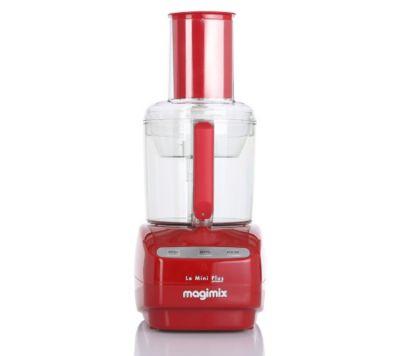 MAGIMIX Le Mini Plus Küchenmaschine 1,3l & 0,4l Schüssel 400W Induktionsmotor
