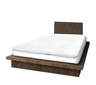 Bett-Auflage