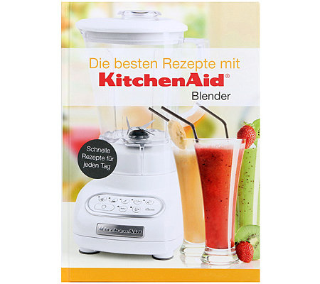 kitchenaid kochbuch f r standmixer tolle rezepte f r jede. Black Bedroom Furniture Sets. Home Design Ideas
