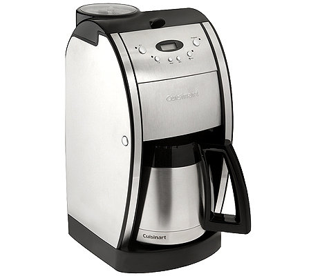 cuisinart kaffeemaschine mit mahlwerk 8 tassen 1000 watt. Black Bedroom Furniture Sets. Home Design Ideas