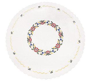 Tischdecke Blumen 130 cm