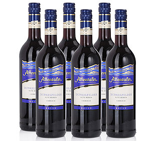 6 Flaschen Alte Rebe