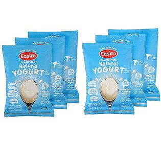 6 Beutel Joghurtpulver