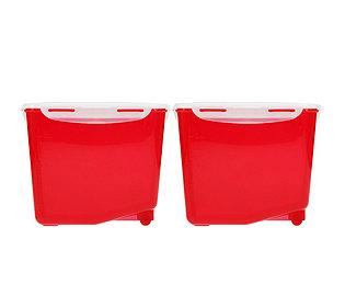 2 Frischhaltedosen