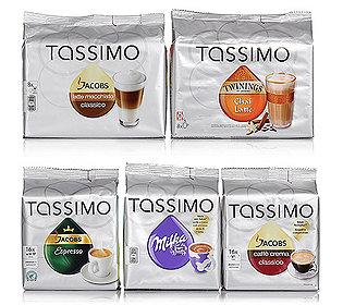 Kaffee-Set 5 Pakete
