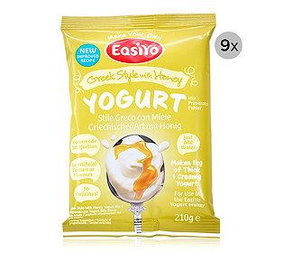 Joghurtpulver griechisch