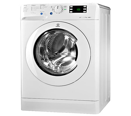 INDESIT Waschmaschine Push/Wash 8kg, 1.400U/Min. EEK A+++