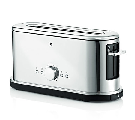 wmf lineo shine toaster cromargan 900 watt. Black Bedroom Furniture Sets. Home Design Ideas
