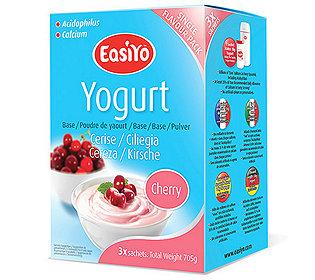 Joghurtpulver Kirsche
