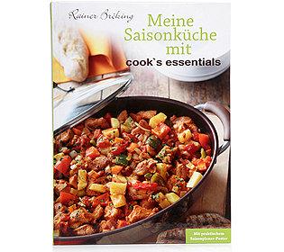 """Rezeptbuch """"Saisonküche"""""""