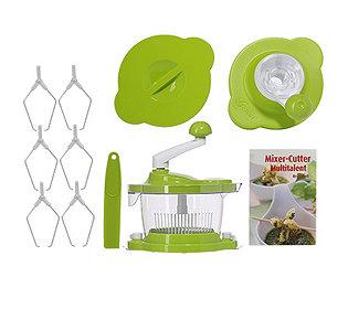 Mixer-Cutter 6tlg.
