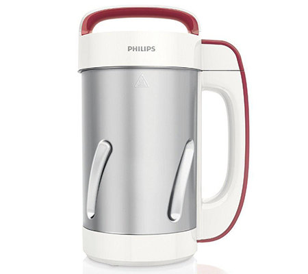 PHILIPS Suppenzubereiter Suppen,Kompotte & Smoothies inkl. Rezeptbuch