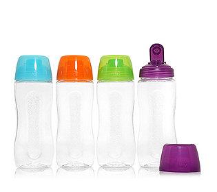4 Trinkflaschen